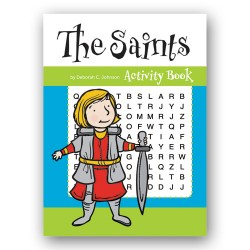 The Saints Children's Activity Book