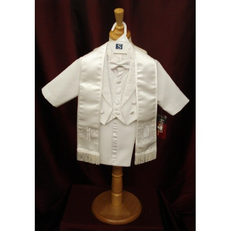 Boys Lady of Guadalupe Tuxedo W Tails & Stole